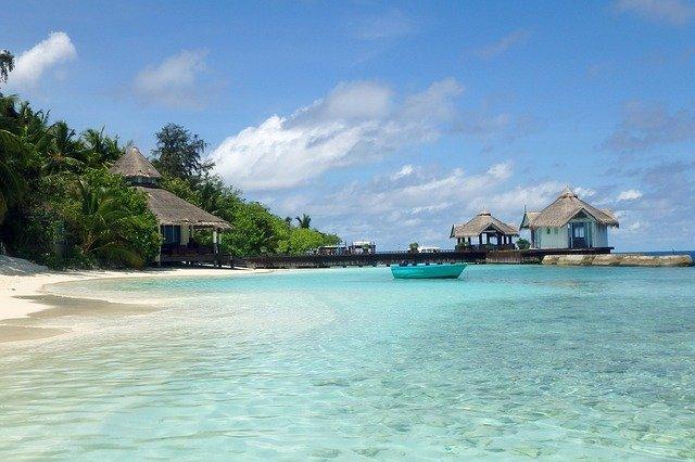 Maledivy a jejich divy