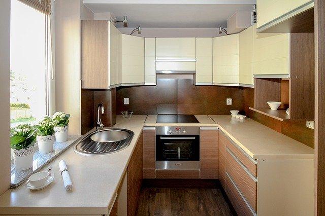 malá kuchyňka