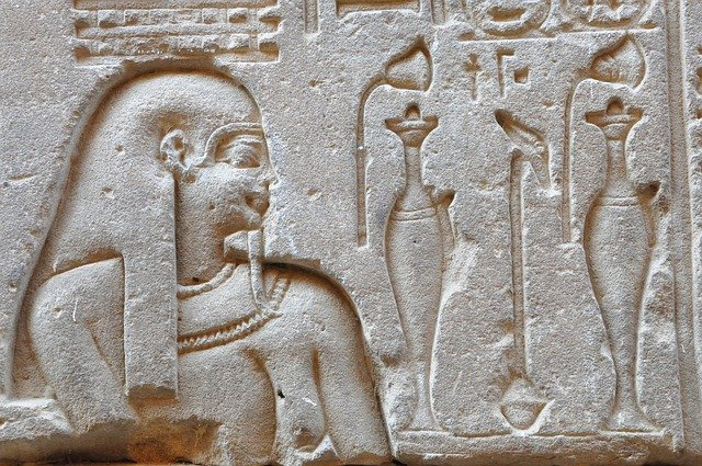 egyptský chrám