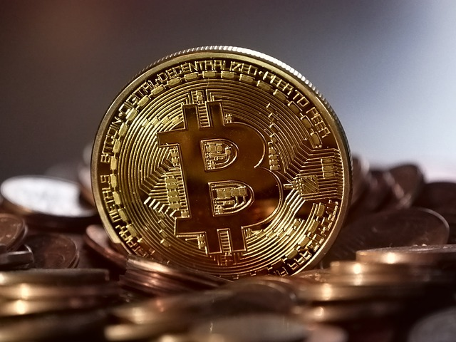 bitcoin hromádka