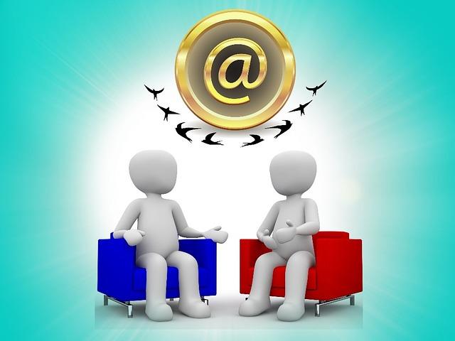 emailové setkání