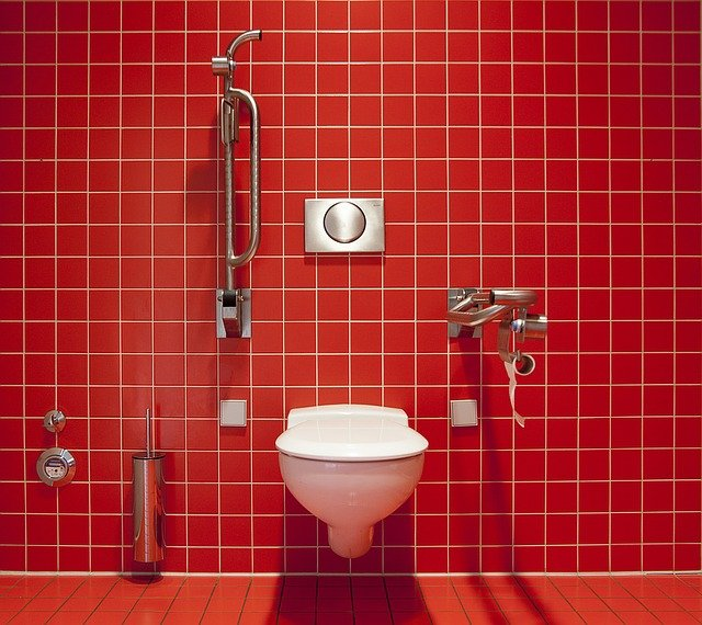 Péče o WC